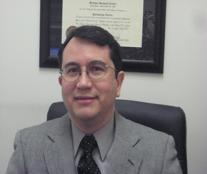 April 2011 Member of the Month, Gonzalo Vazquez-Casals, Ph.D.